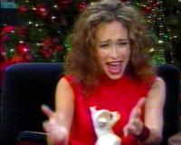Jenny Lovin' Her Puppy
