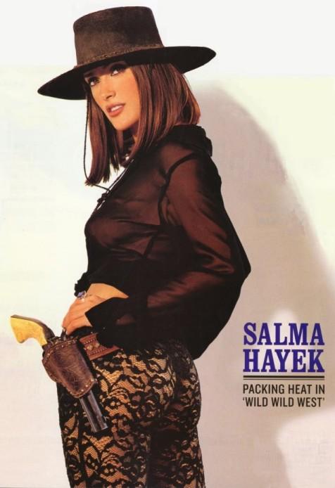 Salma Hayek pic loading...